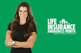 Danica Patrick for Life Insurance Awareness Month