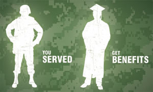 USBA GI Bill information for veterans