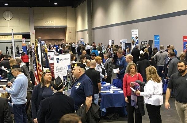 Kansas City Job Fair for Veterans 2020