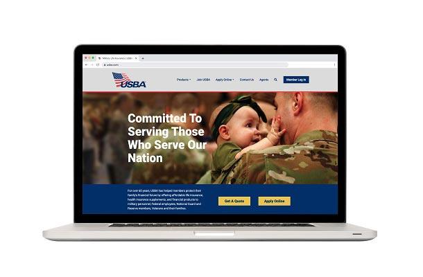 Look for a new USBA.com