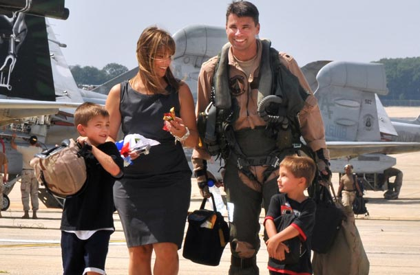 USBA What's Happening in November for Military Families