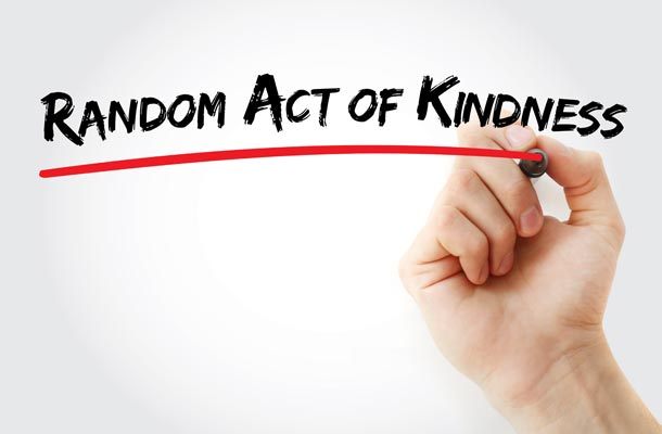 Random Acts of Kindess - USBA blog