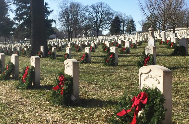 USBA Wreaths Across America Day blog
