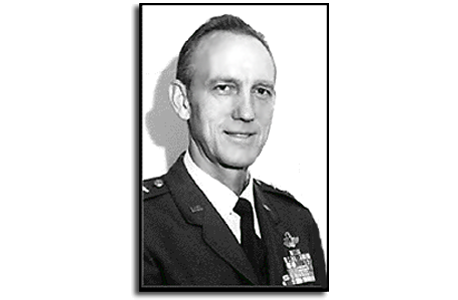 USBA's Maj Gen William A. Dietrich