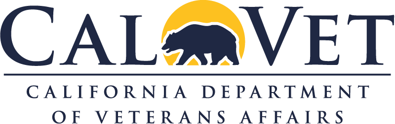 California Department of Veterans Affairs logo