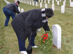 USBA supports Wreaths Across America